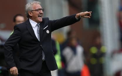 """Udinese, Delneri: """"Abbiamo perso per paura"""""""