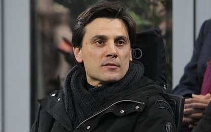"Milan, Montella: ""Vittoria dedicata a Berlusconi"""