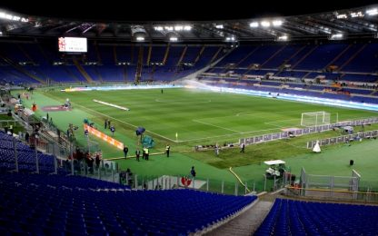"Coronavirus Roma, Sileri: ""All'Olimpico ok anche con 20-25mila tifosi"""