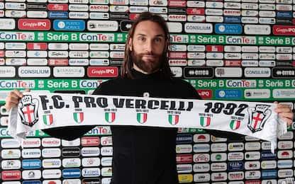 """Pro Vercelli, Bianchi: """"Ho la voglia di un 16enne"""""""