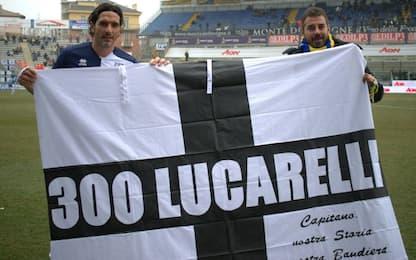 """Parma, Lucarelli: """"Smettere? Decido più avanti"""""""