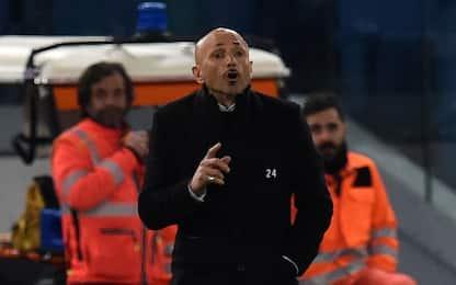 """Spalletti: """"Esonero Ranieri? Non c'è riconoscenza"""""""