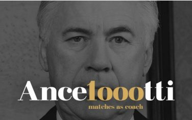 ancelotti_1000panchine