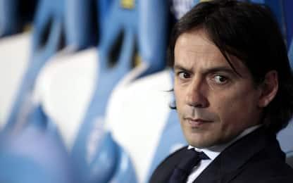 """Lazio, Inzaghi: """"Pari giusto, ma volevamo vincere"""""""