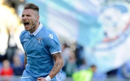 Lazio di rigore, decide Immobile: Udinese battuta