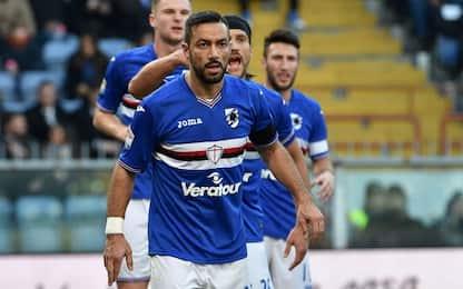 Sampdoria, Palombo e Quagliarella in gruppo