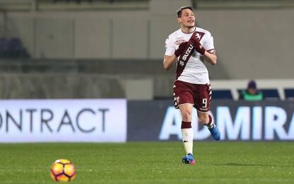 """Torino, Belotti fa 19: """"E non mi fermo qui"""""""