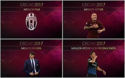 Gli Oscar li diamo anche noi... ma alla Serie A