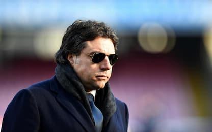 """Napoli, furia Giuntoli: """"Arbitraggio vergognoso"""""""