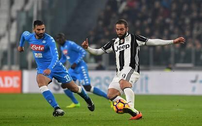"Napoli, Albiol: ""Rigore Juve? Io non cado da solo"""