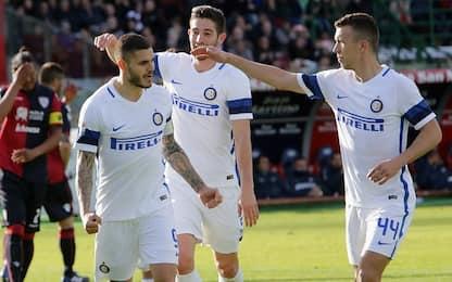 Manita dell'Inter, Cagliari affondato al Sant'Elia