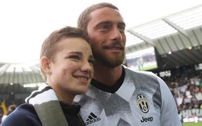 Bebe Vio, incontro speciale con Buffon e Marchisio