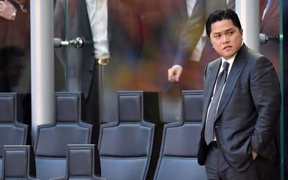 "Thohir: ""Suning può far tornare grande l'Inter"""