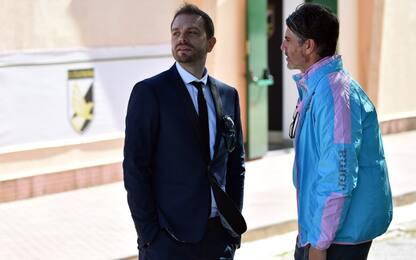 """Palermo, Lopez: """"Baccaglini ha portato entusiasmo"""""""