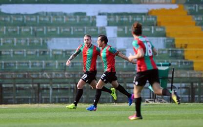 Ternana, c'è l'Avellino: continua il ritiro a Roma