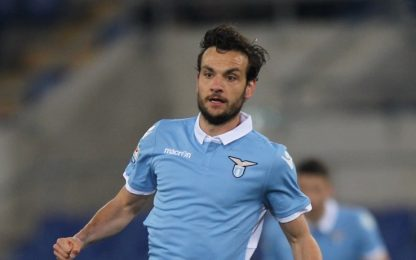 """Lazio, Parolo: """"Obiettivo Champions. Lo stadio..."""""""
