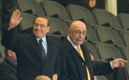 Galliani presidente di Lega? Berlusconi dice no