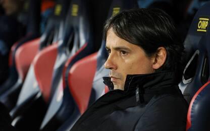 """Lazio, Inzaghi: """"Avanti così. Keita? Nel progetto"""""""