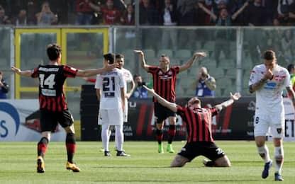 Foggia, 3-0 al Lecce: in 20mila allo Zaccheria