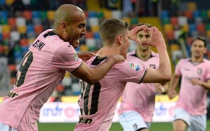 Entusiasmo Palermo: i tifosi incitano la squadra