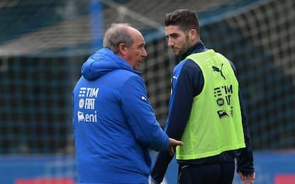 """Inter, Gagliardini: """"Italia? Voglio un posto"""""""