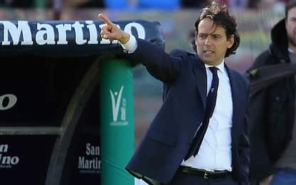 """Lazio, Inzaghi: """"Derby? Testa, cuore e umiltà"""""""