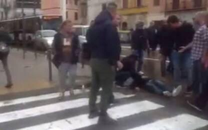 Sassari, scontri tra ultras di Torres e Cagliari