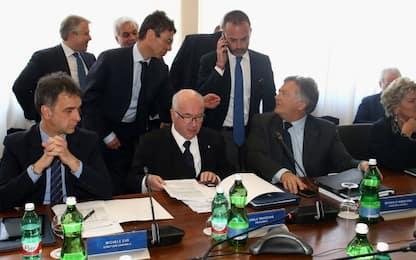 Figc, decadono gli organi della Lega Serie A