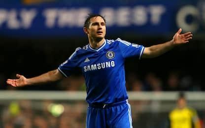 """Lampard: """"Sogno di allenare il Chelsea"""""""