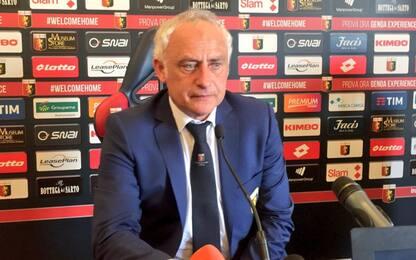 """Genoa, Mandorlini: """"Non penso a me stesso"""""""
