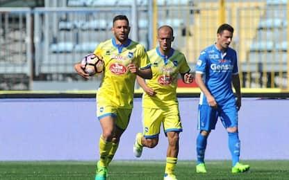 El Kaddouri, poi Caprari: 1-1 tra Empoli e Pescara