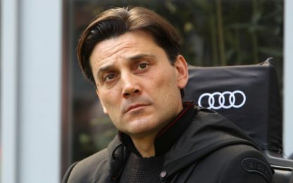 "Closing Milan, Montella: ""Sarà futuro glorioso"""