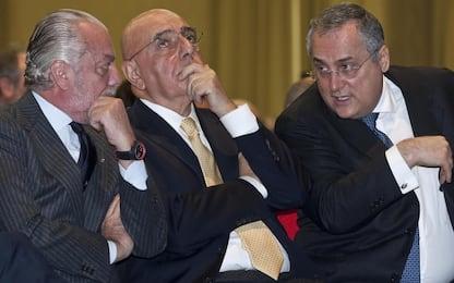 Lega Serie A, si va verso commissariamento