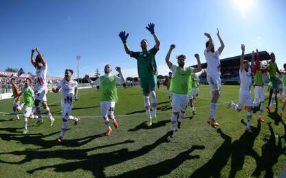 Lega Pro, girone C: i risultati della 37a giornata