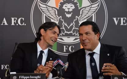 """Venezia, Inzaghi: """"Futuro? Penso di restare"""""""