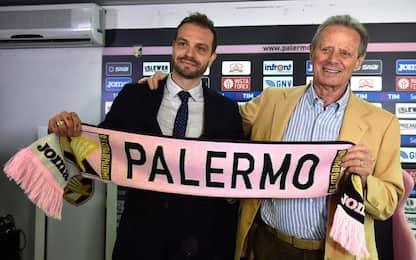 Palermo, Baccaglini non è più presidente
