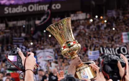 Coppa Italia, Juventus-Lazio: i biglietti
