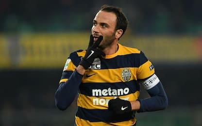 """Hellas, Corrent: """"Pazzini? Non vuole mai perdere"""""""