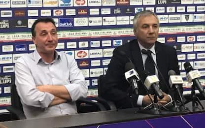 """Meluso: """"Lecce società ambiziosa, resto qui"""""""