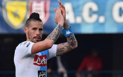 """Hamsik: """"Sogno lo Scudetto con il Napoli"""""""