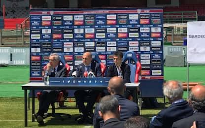 """Cagliari, Giulini: """"Muntari? Città non è razzista"""""""