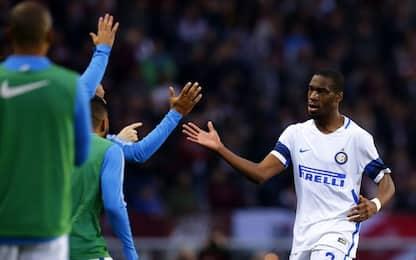 Inter, Kondogbia vuole Valencia. Karamoh si riapre
