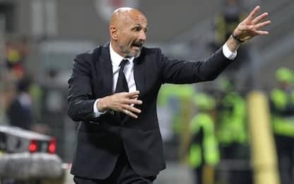 """Spalletti: """"Tornassi indietro non verrei a Roma"""""""