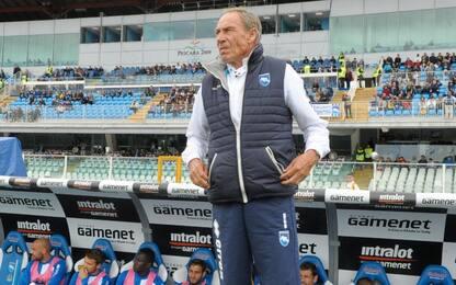 """Pescara, Zeman: """"Anche io credo ai playoff"""""""