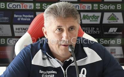 "Vicenza, Torrente: ""Troppo fragili, dispiace"""