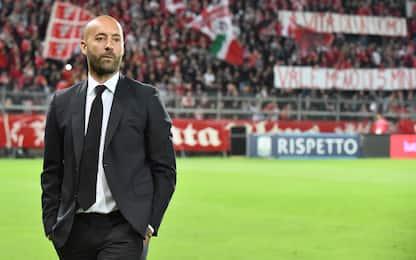 Sassuolo, sarà Bucchi il nuovo allenatore