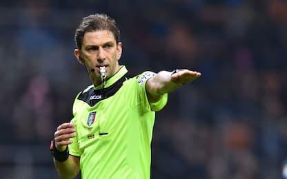 Coppa Italia, Juve-Lazio a Tagliavento