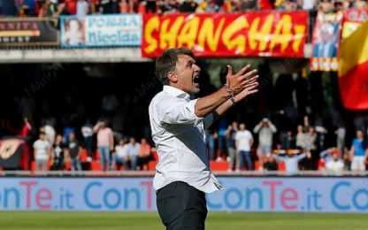 "Benevento, Baroni: ""Ora vinciamo i playoff"""