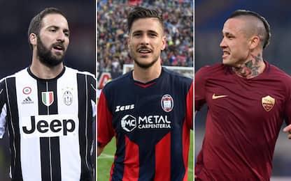 Juventus o Roma? Crotone giudice per lo Scudetto