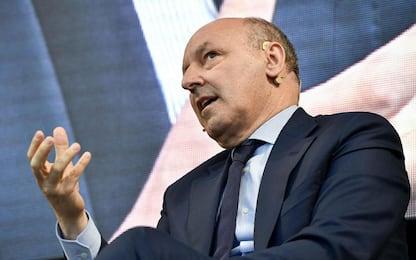 """Marotta: """"Conte all'Inter non ci spaventerebbe"""""""